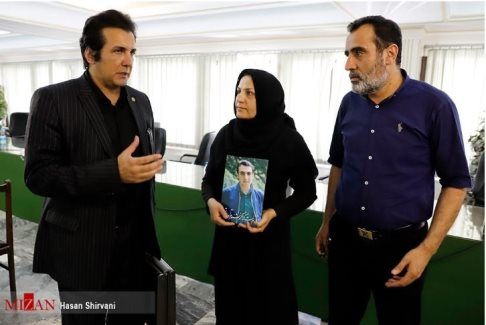 حسام نواب صفوی در دادگاه