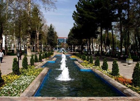 باغ های ایرانی,سفر به باغ های باصفا,معرفی باغ های ایران,تابستان گردی در مشهد