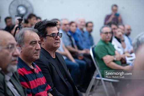 عباس کیارستمی,تولد,خانه سینما,جعفر پناهی