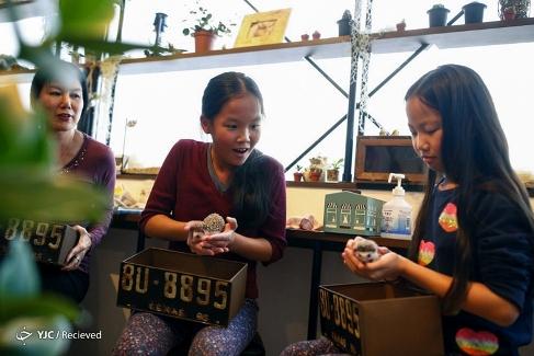کافه جوجه تیغی در ژاپن