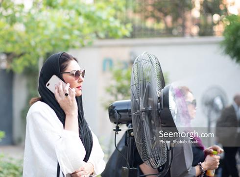 عباس کیارستمی,تولد,خانه سینما,لاله اسکندری