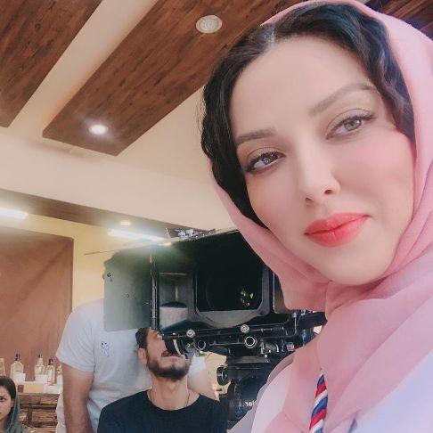 چهره لیلا اوتادی در فیلم جدیدش