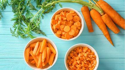 لاغری سریع با هویج و لوبیا,لاغری سریع,لاغری سریع با سبزیجات