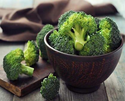لاغری سریع,لاغری سریع با سبزیجات,لاغری سریع با کلم بروکلی