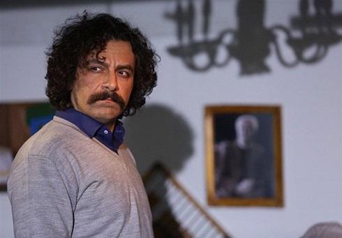 حسام منظور در نقش چاوش سریال برادر جان