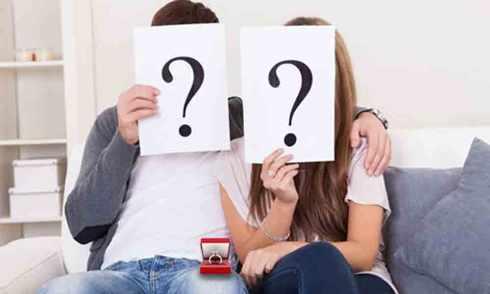 اگر به دنبال خوشبختی هستید این سوالات را حتما از همسر آینده تان بپرسید!!