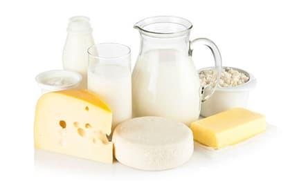 چگونه 1 ماهه 3 کیلو لاغر شویم؟,محصولات لبنی : به لاغری کمک میکنند