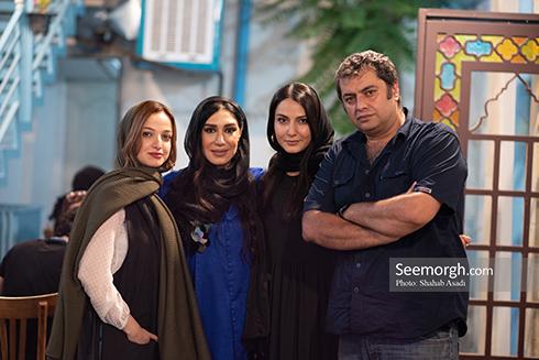 قصه ظهر جمعه,نسیم ادبی,سمیرا حسن پور,سامان سالور,ندا جبرائیلی