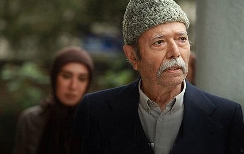 علی نصیریان در نقش کریم بوستان سریال برادر جان