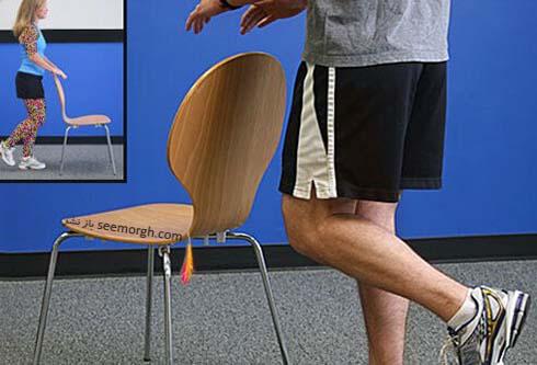 درمان درد آرتروز زانو با چند حرکت ورزشی