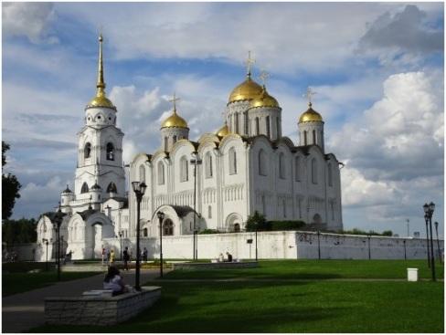 زیبایی های روسیه,جاهای دیدنی روسیه,کلیسای شاهزاده ولادیمیر