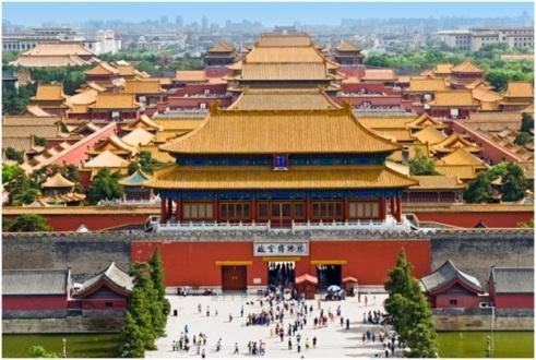 زیبایی های چین,جاهای دیدنی چین,شهری ممنوعه در چین
