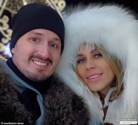 عکس کشیش و همسرش