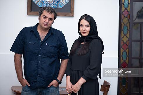 سمیرا حسن پور,همسرش,سامان سالور