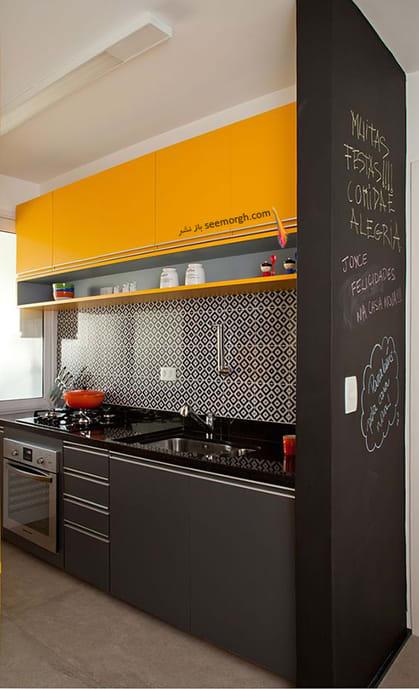 ست کردن لوازم آشپزخانه نقره ای - عکس شماره 7