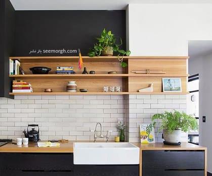 ست کردن لوازم آشپزخانه نقره ای - عکس شماره 1