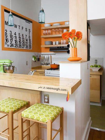 ست کردن لوازم آشپزخانه نقره ای - عکس شماره 8