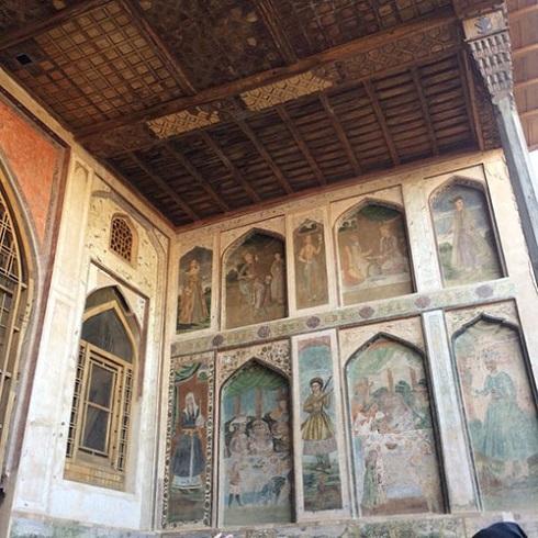 خانه های تاریخی اصفهان,خانه های قدیمی اصفهان
