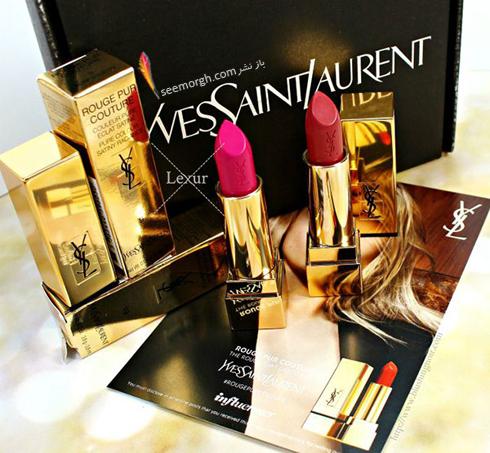 لوازم آرایش,معروف ترین لوازم آرایش,معروف ترین برند های لوازم آرایش,معروفترین برندهای لوازم آرایش در ایران,لوازم آرایش Yves Saint Laurent