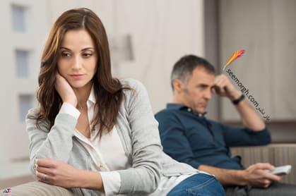 همسر من خیلی چیزها را از من پنهان میکند,با زیاده خواهی شوهرم در رابطه زناشویی چه کنم؟