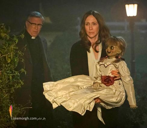 فیلم ترسناک,آنابل,آنابل به خانه می آید,احضار,عروسک آنابل