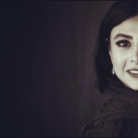 عکس منتشر شده توسط آزاده صمدی