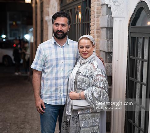 بهاره رهنما و همسرش,ایکس لارج