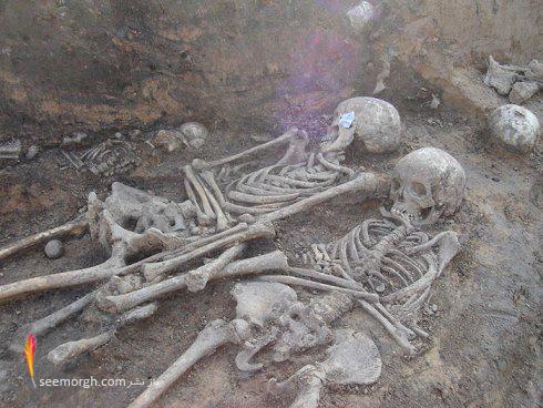 باستان شناسی,کشفیات باستان شناسی,سال 2018,عجایب,طاعون