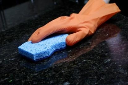 سنگ مرمر را چگونه تمیز کنیم؟