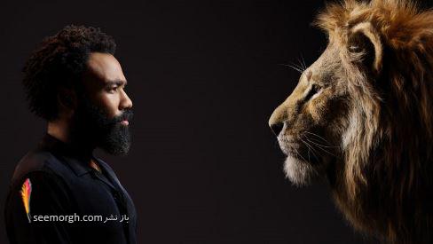 شیر شاه,بیانسه,صداپیشگی,Loin King