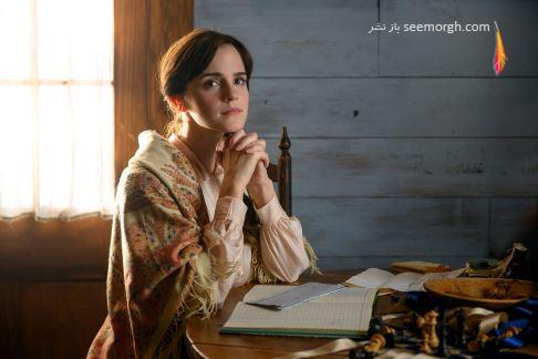 فیلم زنان کوچک,عکس فیلم,بازیگران,اما واتسون