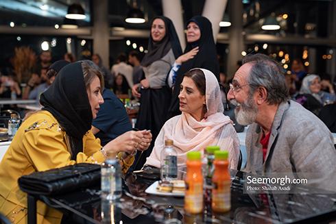 افتتاحیه هفتمین جشنواره فیلم شهر