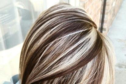 بهترین رنگ مو برای ترمیم رنگ موهای مش شده چه رنگی است؟