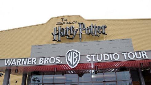 هری پاتر,استودیو,آتش سوزی,فیلم هری پاتر