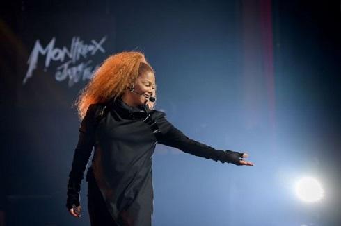 کنسرت خواهر مایکل جکسون در عربستان