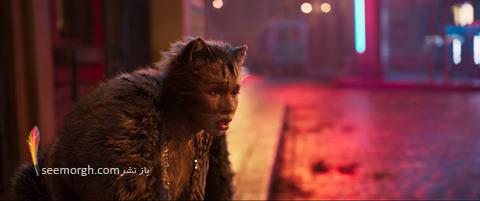 فیلم گربه ها,cats,جنیفر هادسون