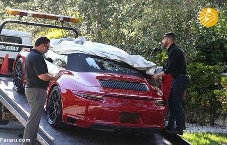 خودروی پورشه مدل 911 GTS هدیه به جنیفر لوپز