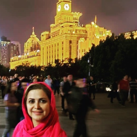 عکس منتشر شده توسط کمند امیر سلیمانی