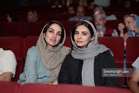 لیندا کیانی,مرجان شیرمحمدی,فیلم رضا