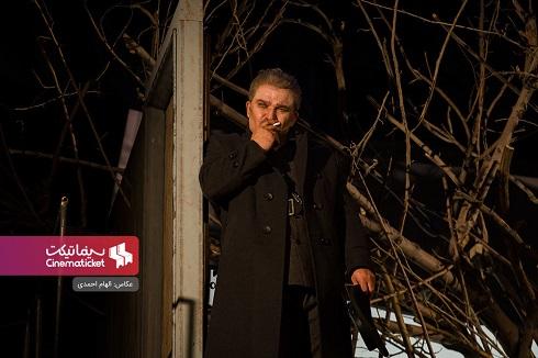 نمایش جنایت و مکافات,تئاتر جنایت و مکافات,عکس بازیگران در نمایش,گریم بازیگران جنایت و مکافات,نمایش در تالار وحدت