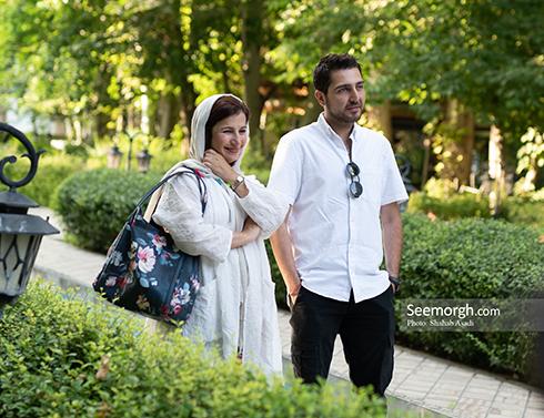 محمدرضا غفاری,لیلی رشیدی,فیلم رضا