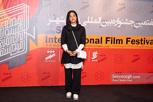هنگامه حمیدزاده,جشنواره فیلم شهر