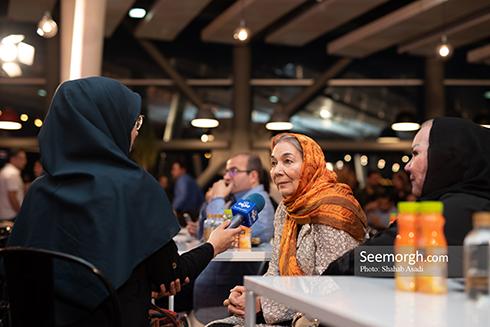 پروانه معصومی,افتتاحیه,جشنواره فیلم شهر