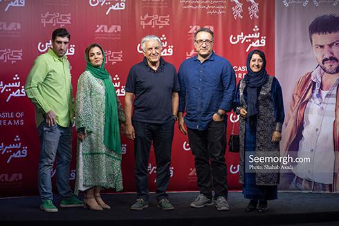اکران فیلم سینمایی قصر شیرین