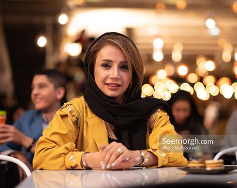 شبنم قلیخانی,افتتاحیه,جشنواره فیلم شهر