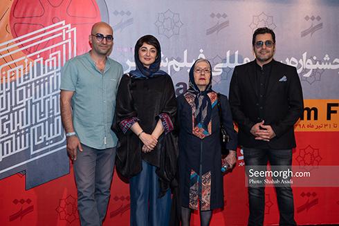 بازیگران در جشنواره فیلم شهر