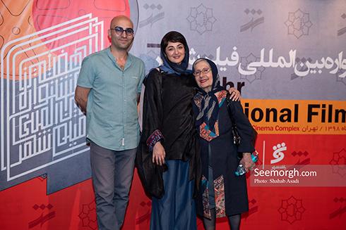 شیرین یزدان بخش,ویدا جوان,جشنواره فیلم شهر