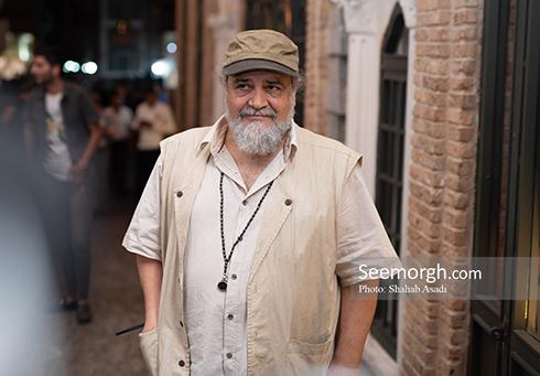 محمدرضا شریفی نیا,ایکس لارج