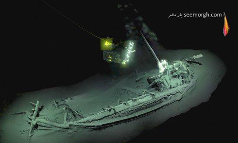 باستان شناسی,کشفیات باستان شناسی,سال 2018,عجایب,کشتی غرق شده