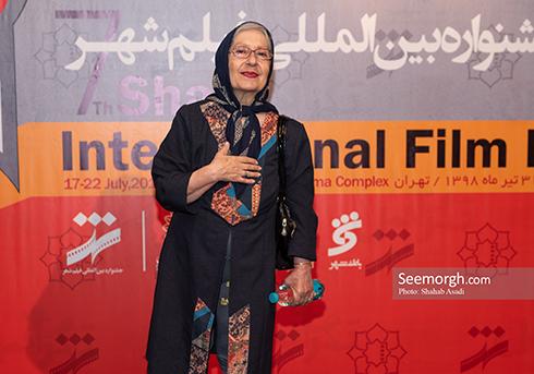 شیرین یزدان بخش,جشنواره فیلم شهر